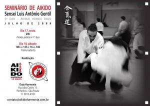 Seminário Aikido