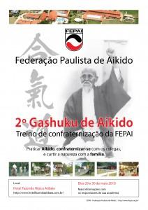 Gashuku 2010 FEPAI - Aikido