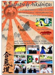 5º Encontro de Aikido