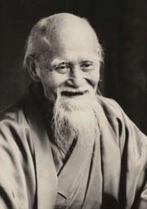 Morihei Ueshiba - Fundador do Aikido